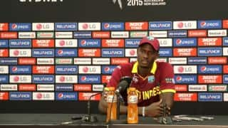 VIDEO: Jason Holder feels using conditions at WACA key against India in ICC Cricket World Cup 2015