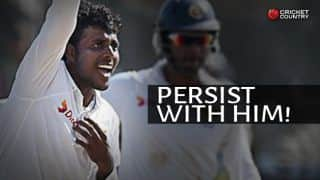 Tharindu Kaushal must be given a longer run for Sri Lanka's benefit