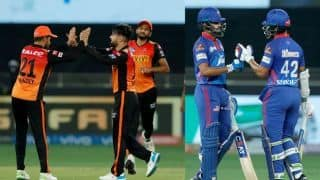 IPL 2021- DC vs SRH: दिल्ली का विजयी अभियान जारी, हैदराबाद को 8 विकेट से धोया