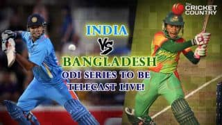 India vs Bangladesh 2014: Star Sports to telecast matches for Indian viewers