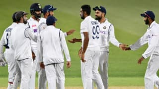 India vs Australia: Ravichandran Ashwin helps team india to take lead in 1st inning, loose prithvi shaw wicket at the end of the day