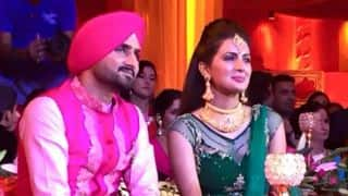 Harbhajan Singh and wife Geeta Basra blessed with baby girl