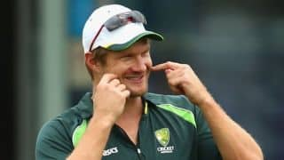 Shane Watson: my mind is open to continue play