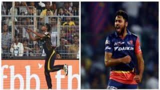 Shivam Mavi, Avesh Khan reprimanded for breaching IPL Code of Conduct