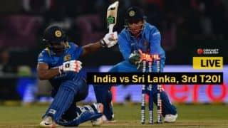 Highlights, India vs Sri Lanka, 3rd T20I at Mumbai: India complete series whitewash