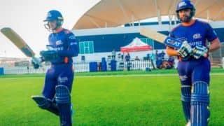 IPL 2020: Quinton De Kock bats with practice pants; Mahela Jayawardene says marketing guys went nuts