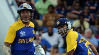 ICC World T20 2014: Script may be written for Mahela Jayawardene and Kumar Sangakkara, believes Darren Sammy