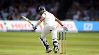 India vs England 2014, 2nd Test at Lord's Day 3: Murali Vijay, Cheteshwar Pujara lead India