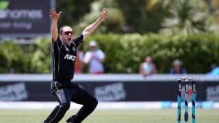 Gutted not to bowl against Virat Kohli: Todd Astle