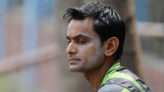 Mohammad Hafeez apologises to fans after Pakistan crash out of ICC World T20 2014