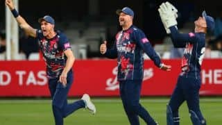 KET vs SOM Dream11 Team Prediction: Fantasy Tips, Probable XIs For Today's T20 Blast South Group