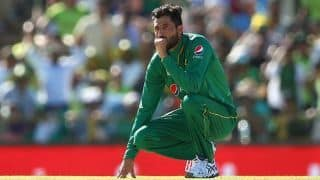 Toe injury rules Junaid Khan out of New Zealand ODIs