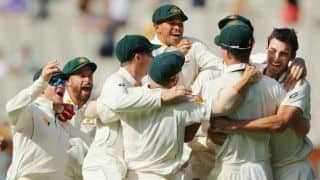 Australia could tour Bangladesh for 2-Test series in 2017