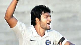 India A vs South Africa A: jalaj saxena added in India A squad as cover for krishnappa gowtham in unofficial test series