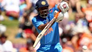 India vs Pakistan Asia Cup 2014 Match 6: India crawl to 168/5 after 40 overs