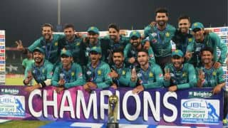 Sarfraz Ahmed feels talented youngsters can revive international cricket in Pakistan