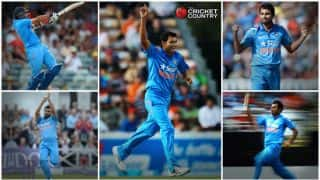 Mohammed Shami at ICC Cricket World Cup 2015: Can he be the second Prince of Bengal?