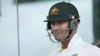 Michael Clarke happy about fit-again Australian pace attack ahead of busy season