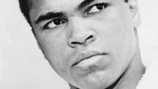 Muhammad Ali's tryst with India