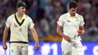 Mitchell Starc 'not far away' from returning to his best – Pat Cummins