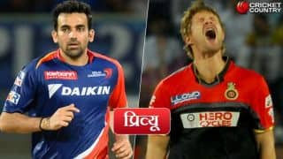 Delhi Daredevils vs Royal Challengers Bangalore, IPL 2017, match 5 preview: RCB look to open account in IPL 10