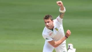Dale Steyn given extended rest to recover fracture to rib ahead of Australia series
