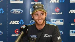 Kane Williamson officially replaces Brendon McCullum in all formats as New Zealand's skipper No. 34