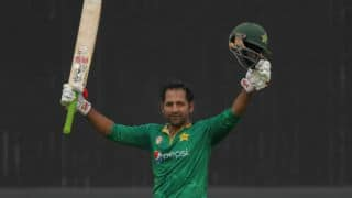 ICC Champions Trophy 2017: England-win 'cause of great pride' for Sarfraz Ahmed's Pakistan