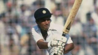 Sunil Gavaskar becomes first in Test history to score century in each innings thrice