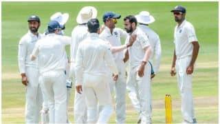 सेंचुरियन टेस्ट- टीम इंडिया को जीत के लिए 287 रनों का लक्ष्य