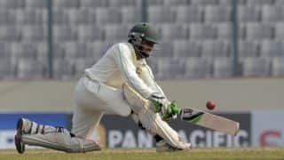 Live Updates: Bangladesh vs Zimbabwe, 1st Test, Day 2