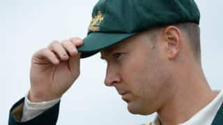 Michael Clarke attends Arthur Morris memorial service; pays tribute to past cricketers