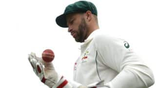 The Ashes 2017-18: I am still the man for wicketkeeping, says Matthew Wade