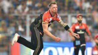 RCB's Dale Steyn ruled out of IPL 2019 due to shoulder inflammation