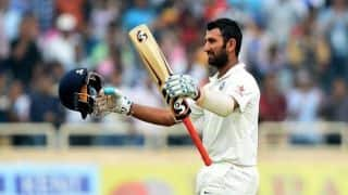Ranji Trophy Semi Final: With cheteshwar Pujara's century, Saurashtra close to win against Karnataka