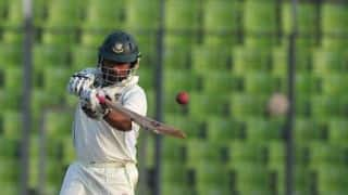 Tamim Iqbal holds the record of fastest and slowest Test century by a Bangladesh batsman