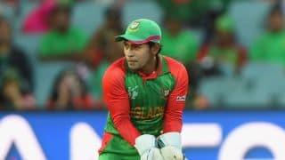 Mushfiqur Rahim voluntarily resigned from captaincy in BPL 2015 match against Barisal Bulls: Sylhet Super Stars coach