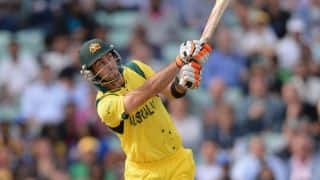Glenn Maxwell says England carrying aftershocks of Ashes thumping into ODIs