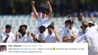 England beat Bangladesh by 22 runs to clinch thrilling Chittagong Test; Twitter reacts