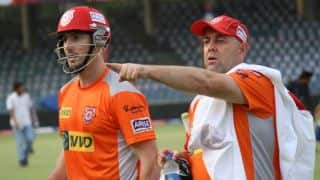 Cricket Australia refuses permission to let Darren Lehmann coach Kings XI Punjab in IPL 7