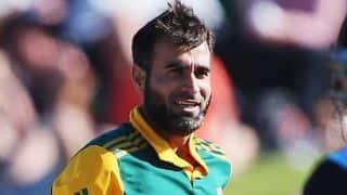 South Africa vs Australia: Imran Tahir fined for spat with David Warner in 5th ODI
