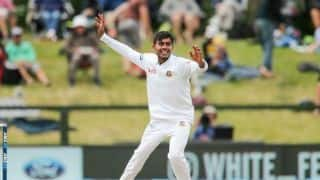 ऑलराउंडर मेहदी हसन का विंडीज के खिलाफ अभ्यास मैच में खेलना मुश्किल