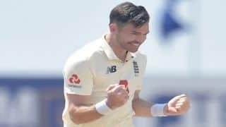 गॉल टेस्ट में 5-विकेट हॉल लेकर मैक्गा से आगे निकले जेम्स एंडरसन, बनाया ये कीर्तिमान