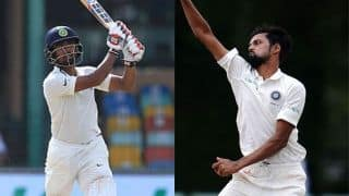 India A register comfortable six-wicket win over West Indies A