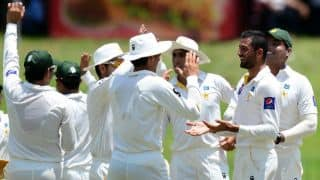 Pakistan peg back Sri Lanka to 261/8 at stumps on Day 1 of 2nd Test