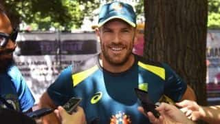 We stuck to our basics and strengths really well: Aaron Finch