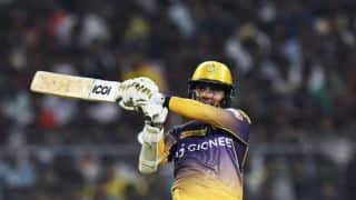 IPL 2017: Sunil Narine plays a blistering cameo against Gujarat Lions