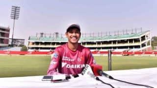IPL 2018: Sandeep Lamichhane makes historic debut for DD