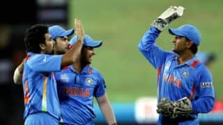 Zaheer Khan: MS Dhoni should continue as India's limited-overs captain