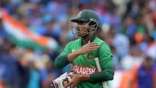 T20I tri-series 2019: Bangladesh drop Sarkar; call-up uncapped trio of Naim, Aminul and Nazmul